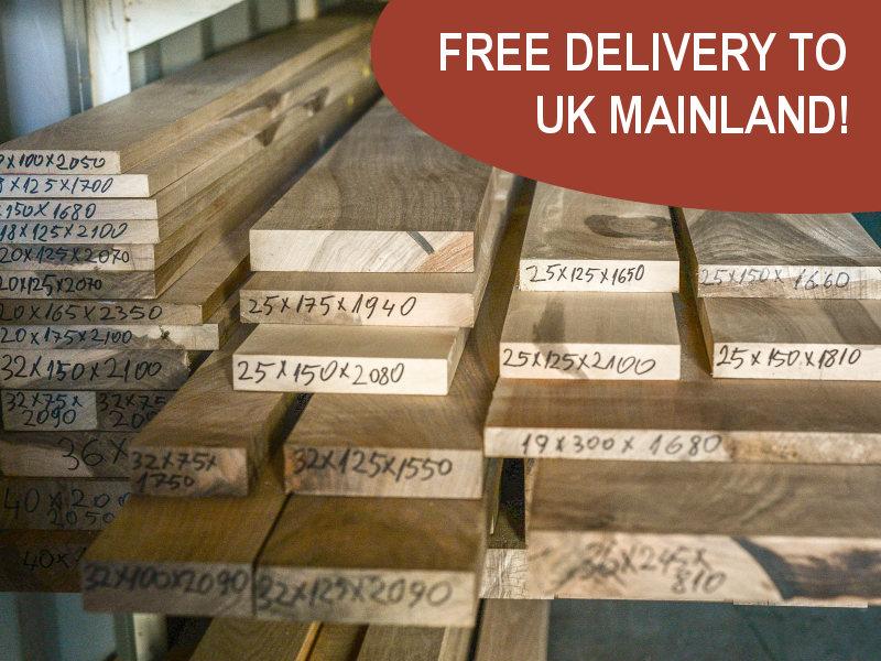 Premium Timbers Stock Items